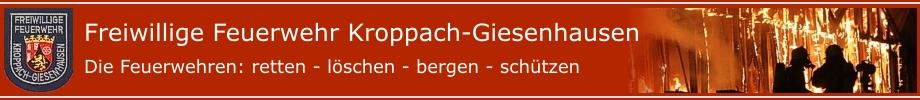 Feuerwehr-Kroppach-Giesenhausen